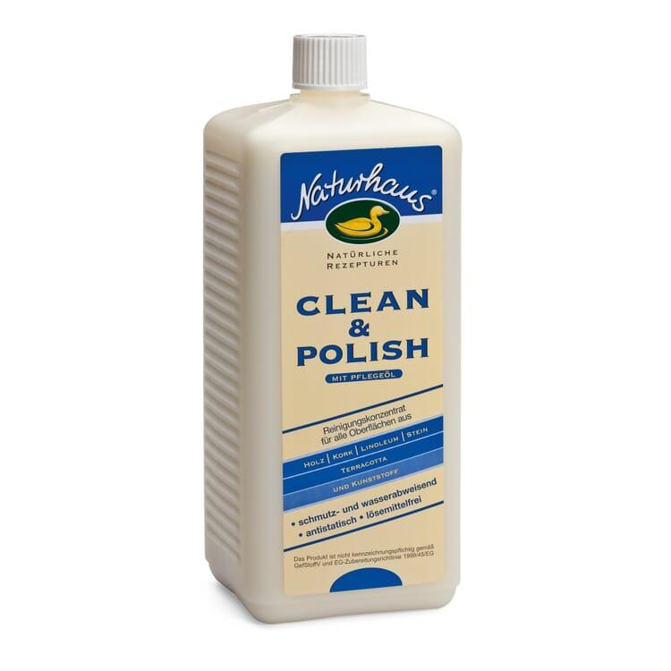 Reinigungskonzentrat Clean & Polish