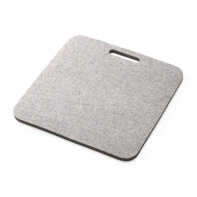 Haunold® Sitzkissen Wollfilz Quadratisch