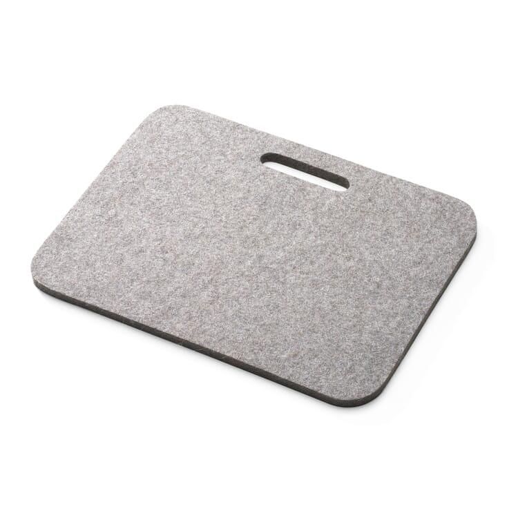 Haunold® Sitzkissen Wollfilz