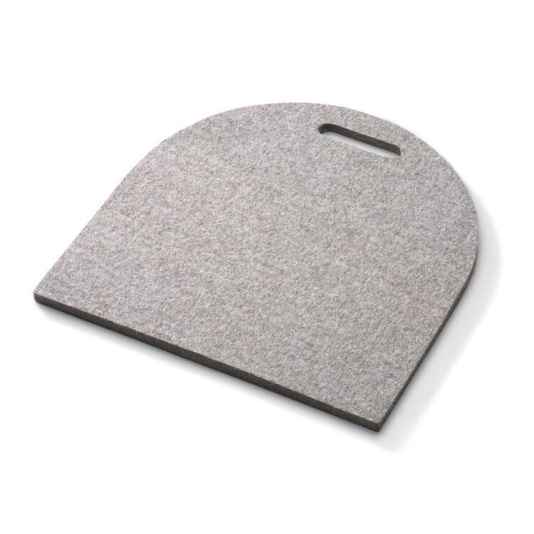 Haunold® Wool Felt Seat Pad