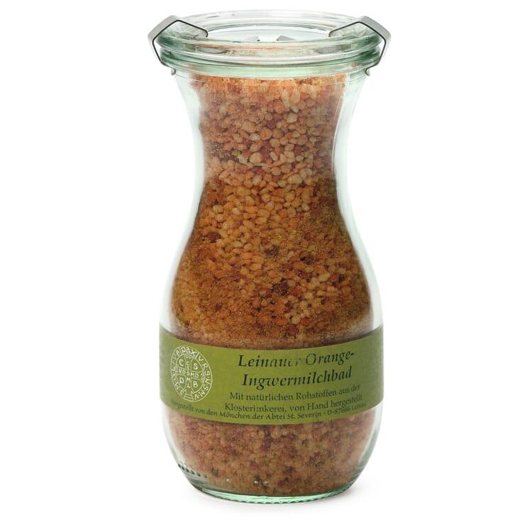 Leinau Bath Salt, Orange-Ginger
