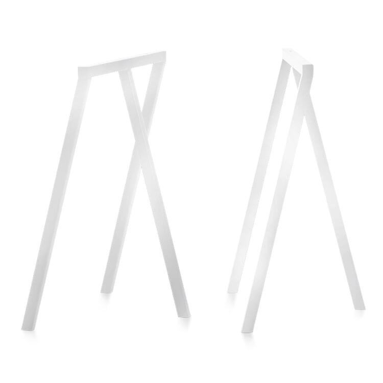 Tischbock Loopstand Weiß