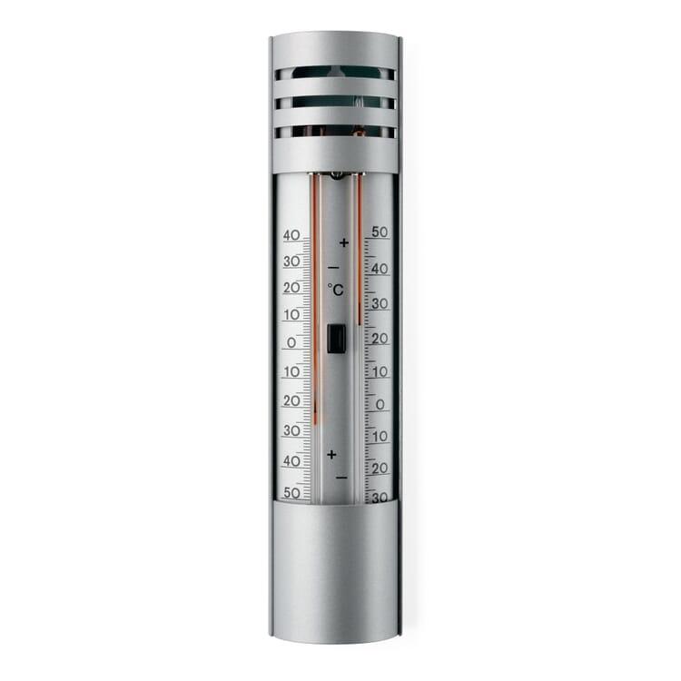Aluminum Min/Max Thermometer