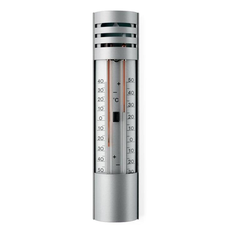 Minimum-Maximum-Thermometer Aluminium