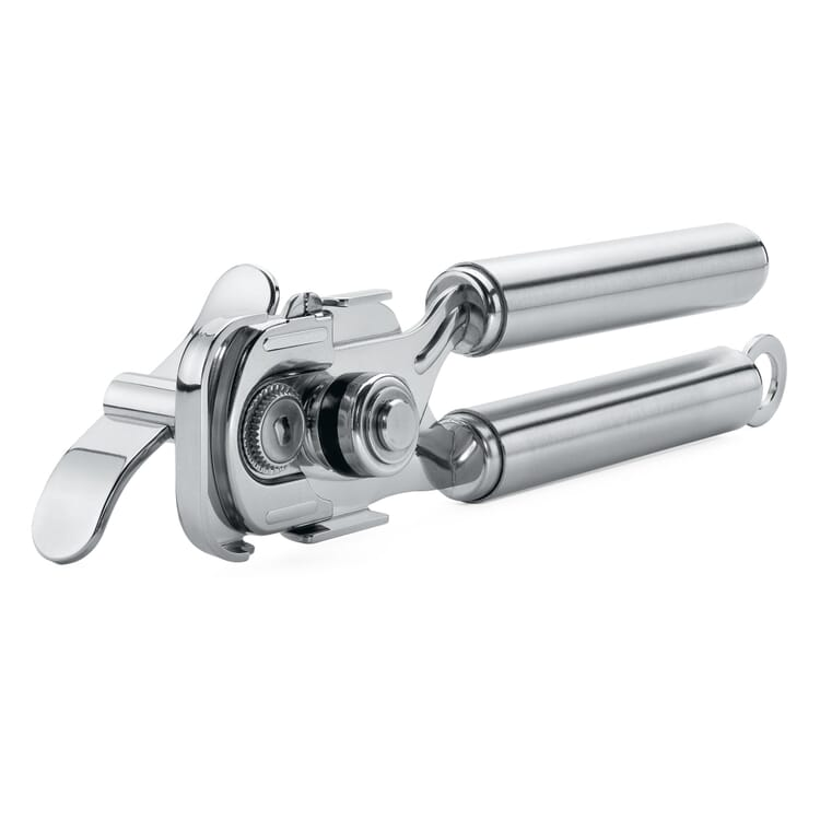 Stainless Steel Can Opener with Pliers Grip