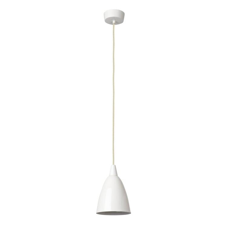 Bone China Suspended Lamp