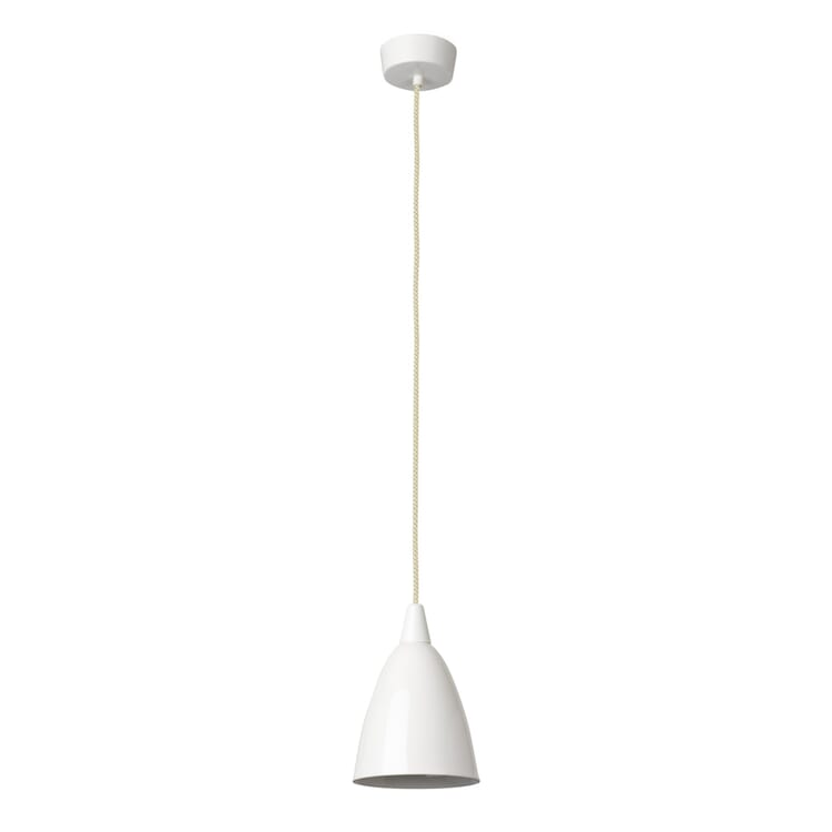 Bone China Suspended Lamp