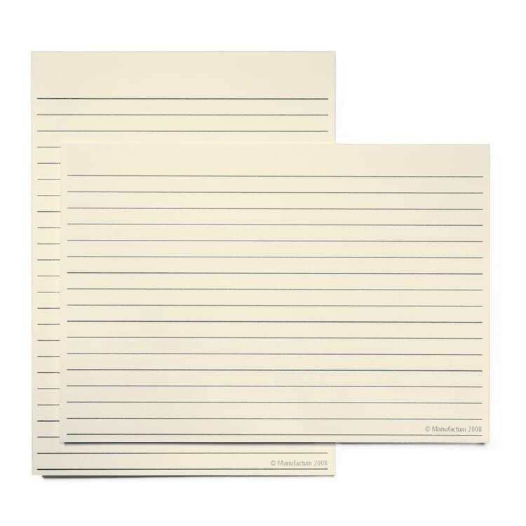 200 DIN A7 File Index Cards