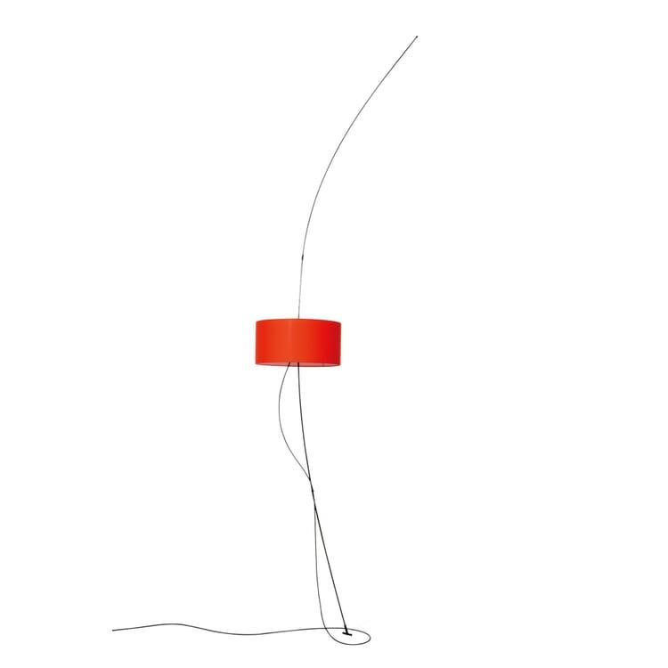 Raumleuchte Totora, Rot