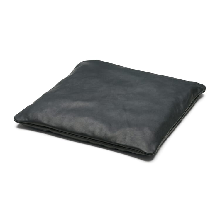 Leather Pillowcase