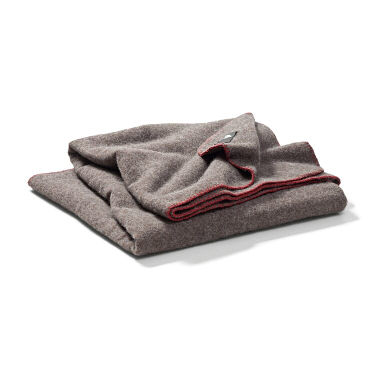 Woollen Blanket Eiger