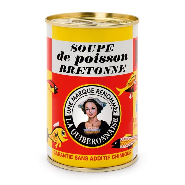 Bretonische Fischsuppe