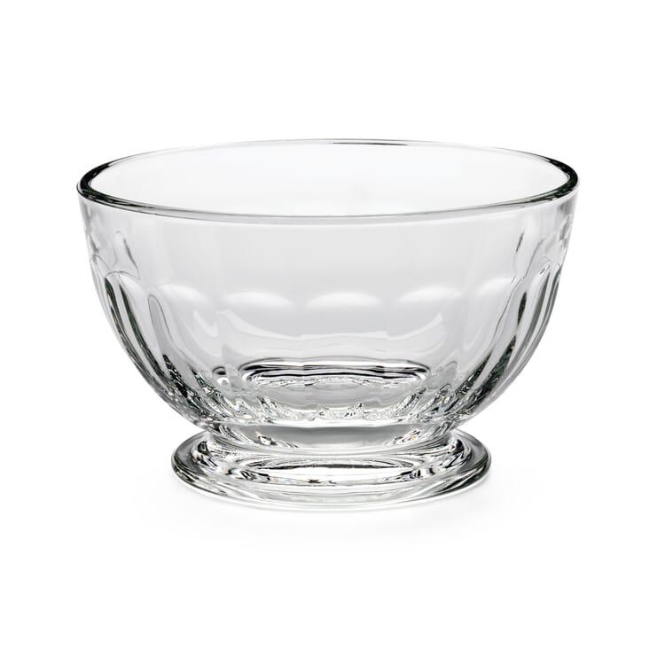 La Rochère Eisschälchen Pressglas