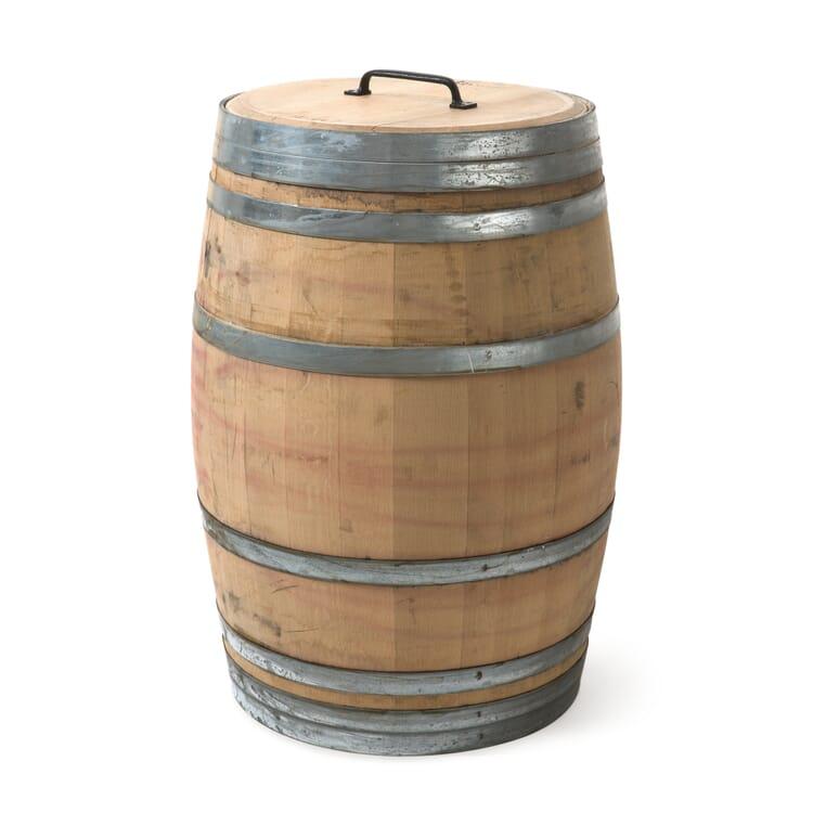 Rain Barrel Made of Oak Wood