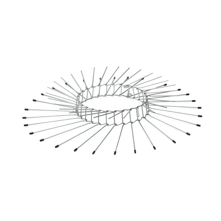 Katzenabwehrgürtel Stahl