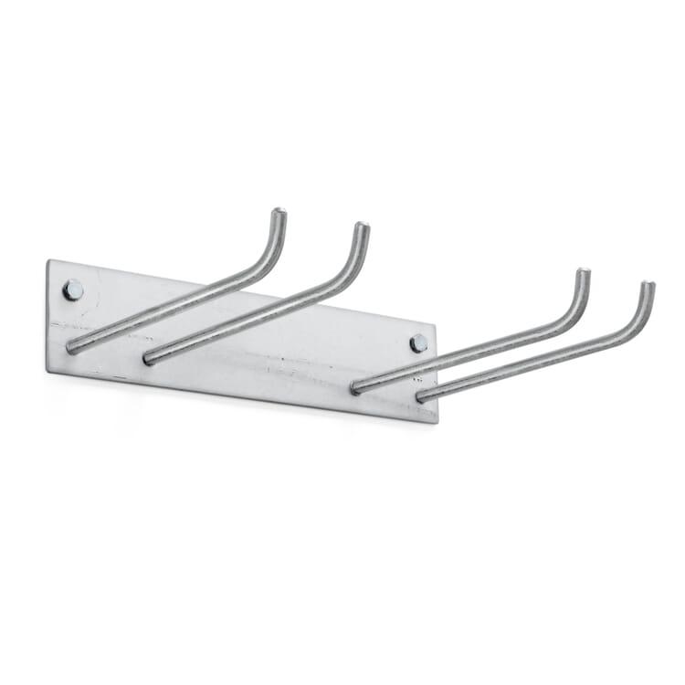 Werkzeughalter Stahl zweifach