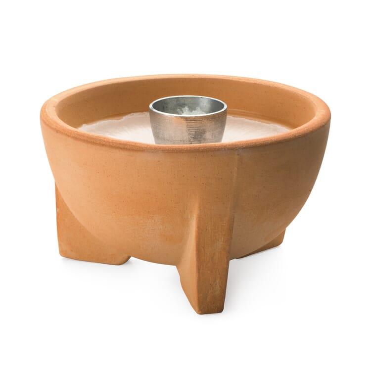 Ceramic Wax Burner, Small