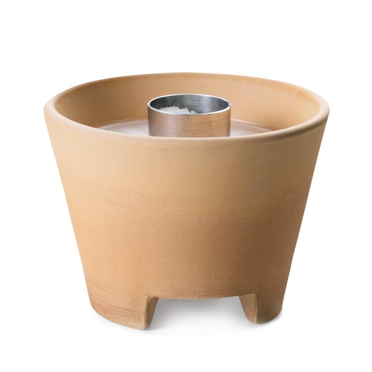 Ceramic Wax Burner, Large