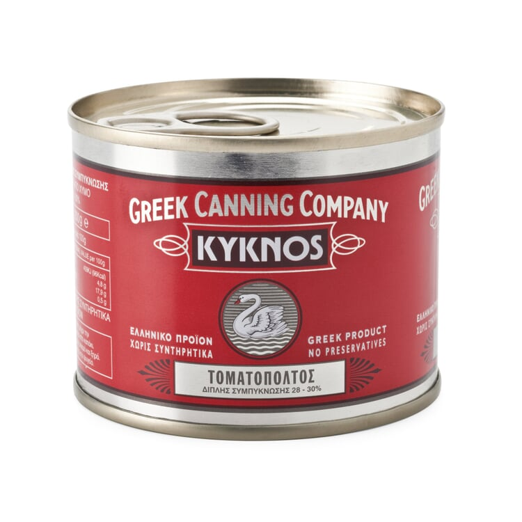 Griechische Tomatenpaste