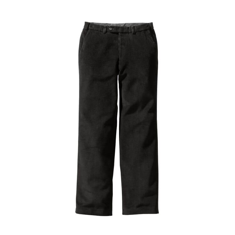 Hiltl Corduroy Pants, Black