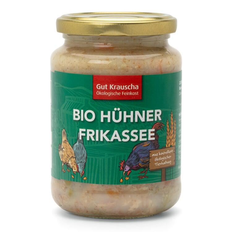 Bio-Gut Krauscha Hühnerfrikassee