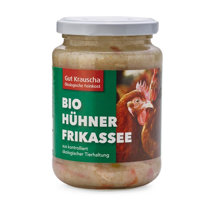 Gut Krauscha Bio-Hühnerfrikassee
