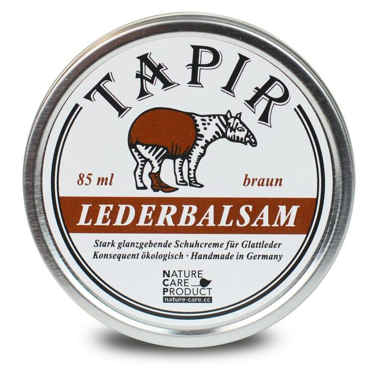 Tapir Lederbalsam, Braun