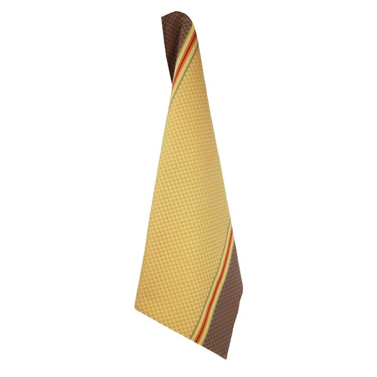 Tea Towel Chequers
