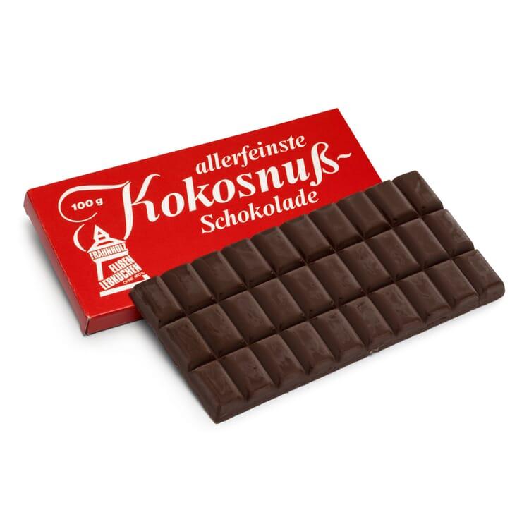 Nürnberger Kokosnuss-Schokolade