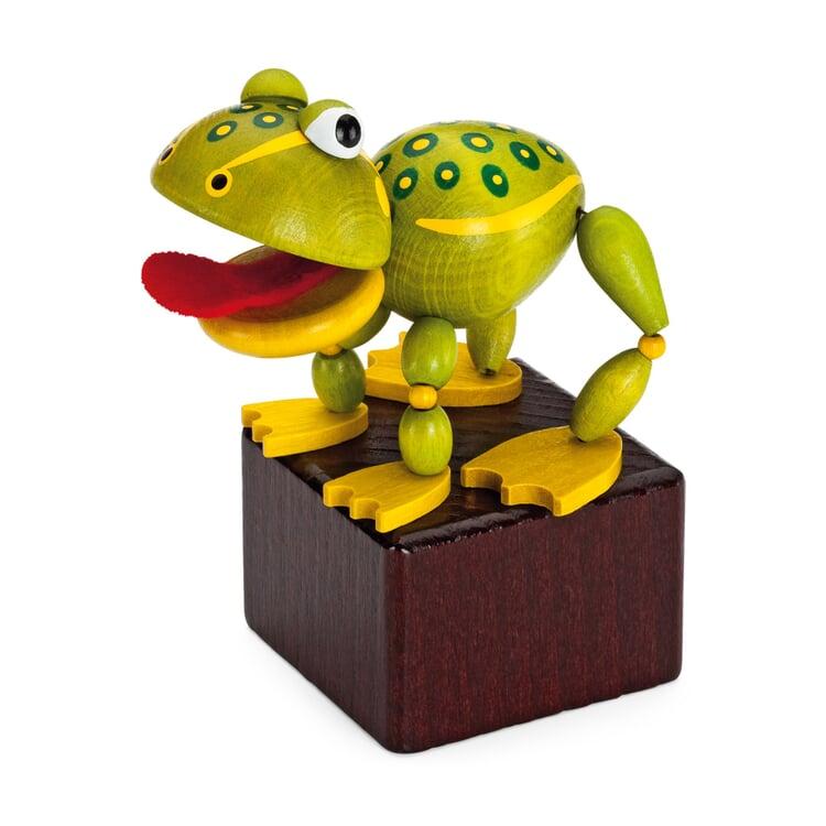 Drückfigur Frosch