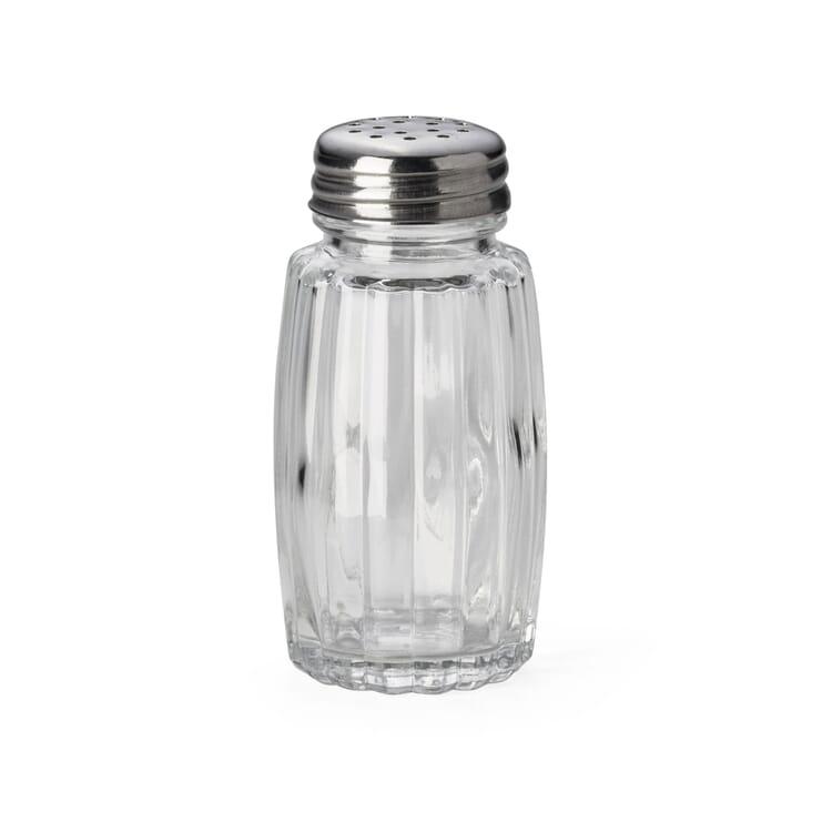 Salzstreuer Glas
