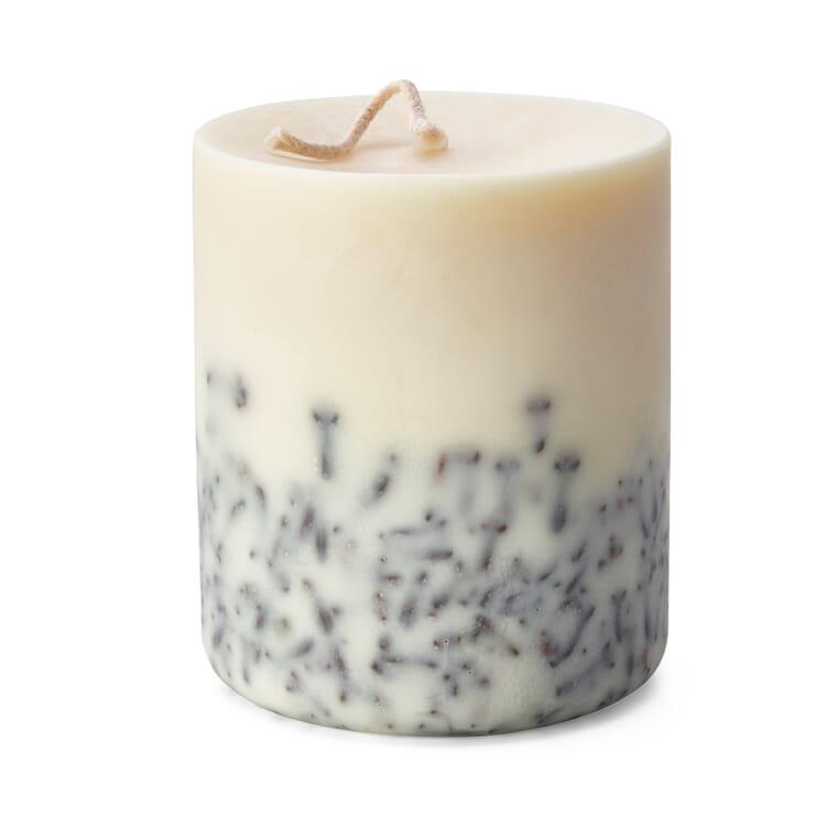 Kerze mit Duft, Nelke