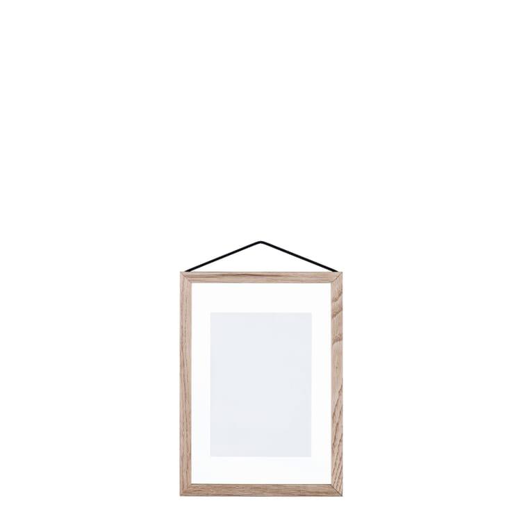 """Frame """"Frame"""" Made of Wood, DIN A5"""