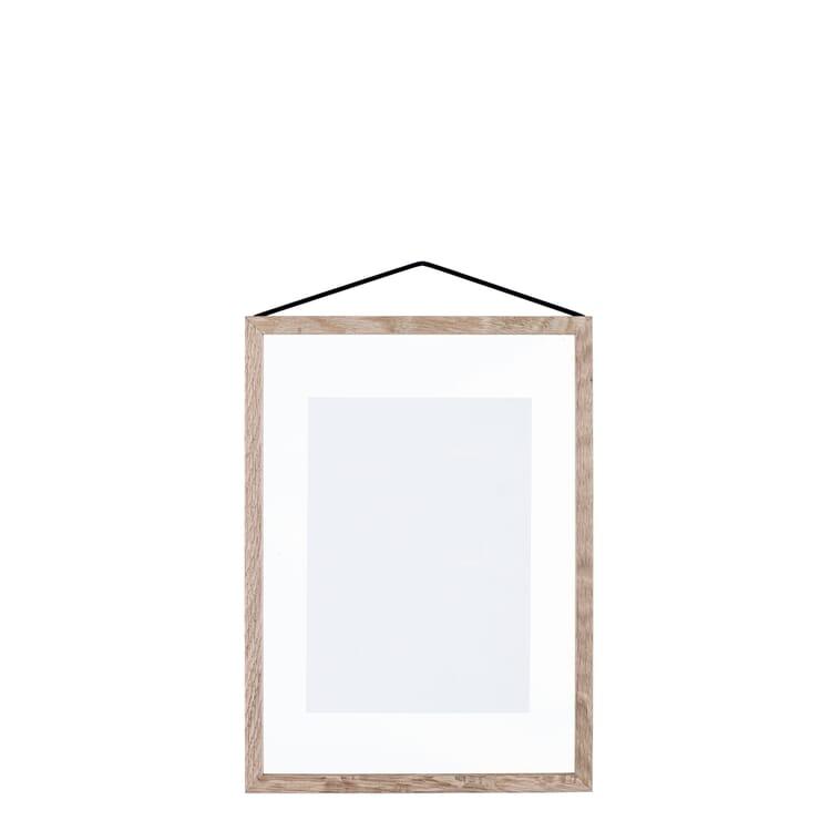 """Frame """"Frame"""" Made of Wood, DIN A4"""