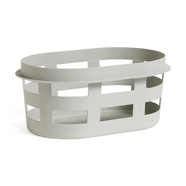 Wäschekorb Laundry Basket Klein Grau