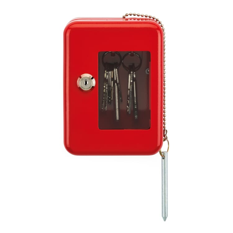 Key Box Red