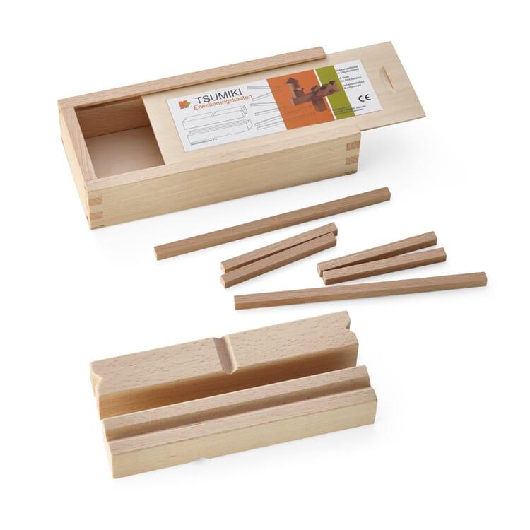 Erweiterungskasten zum Japanischen Holzbaukasten