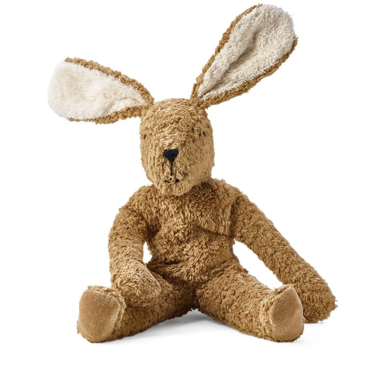 Large Cuddly Rabbit by Senger, Beige