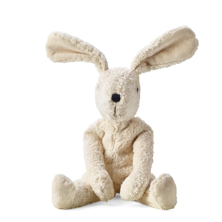 Large Cuddly Rabbit by Senger, White