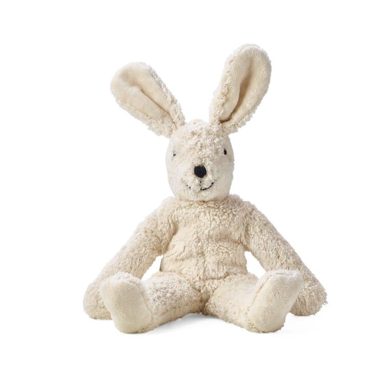 Small Cuddly Rabbit by Senger, White