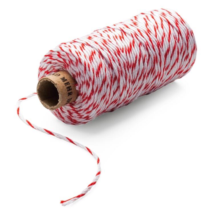 Baker's Yarn, Red-White