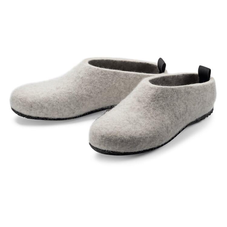 Shoes Lahtiset, Light Gray / Black