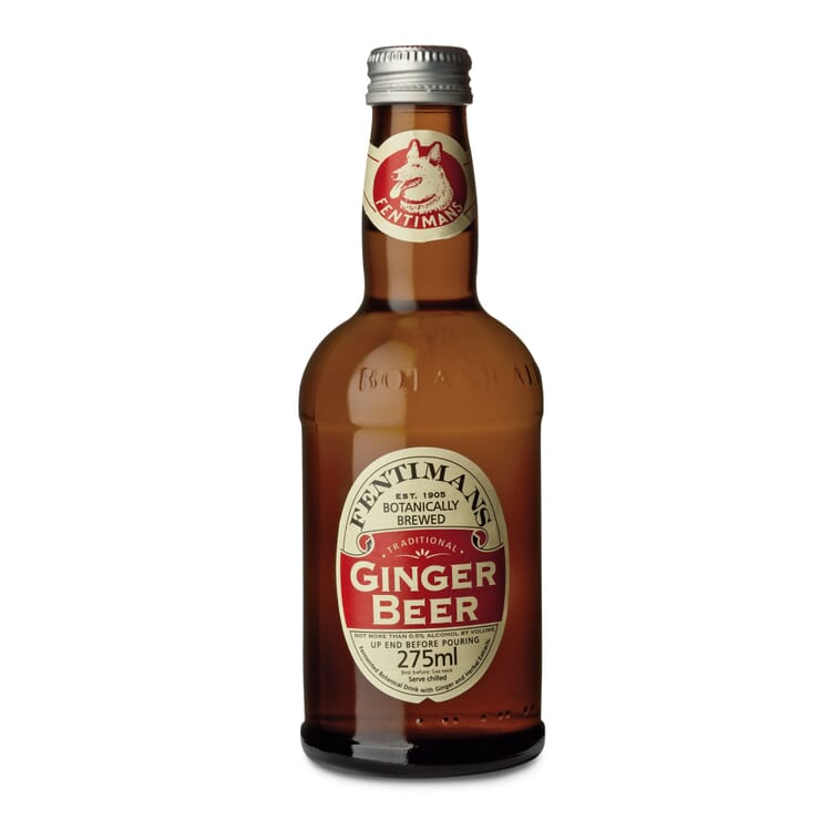 Fentimans Ginger Beer, 0,275-l-Einwegflasche