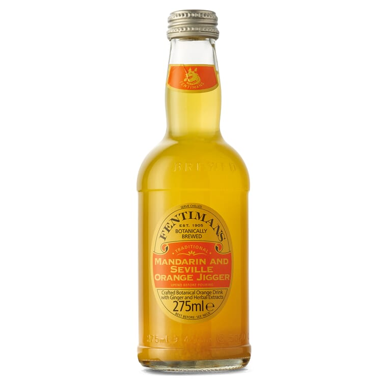 Fentimans Mandarine & Seville Orange Jigger