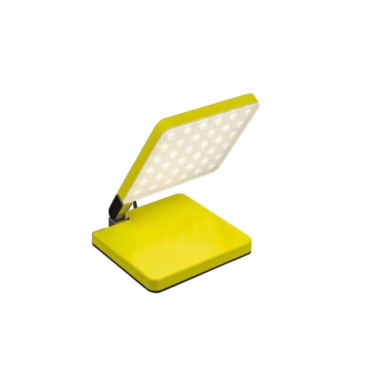 Universalleuchte Roxxane Fly, Leuchtgelb