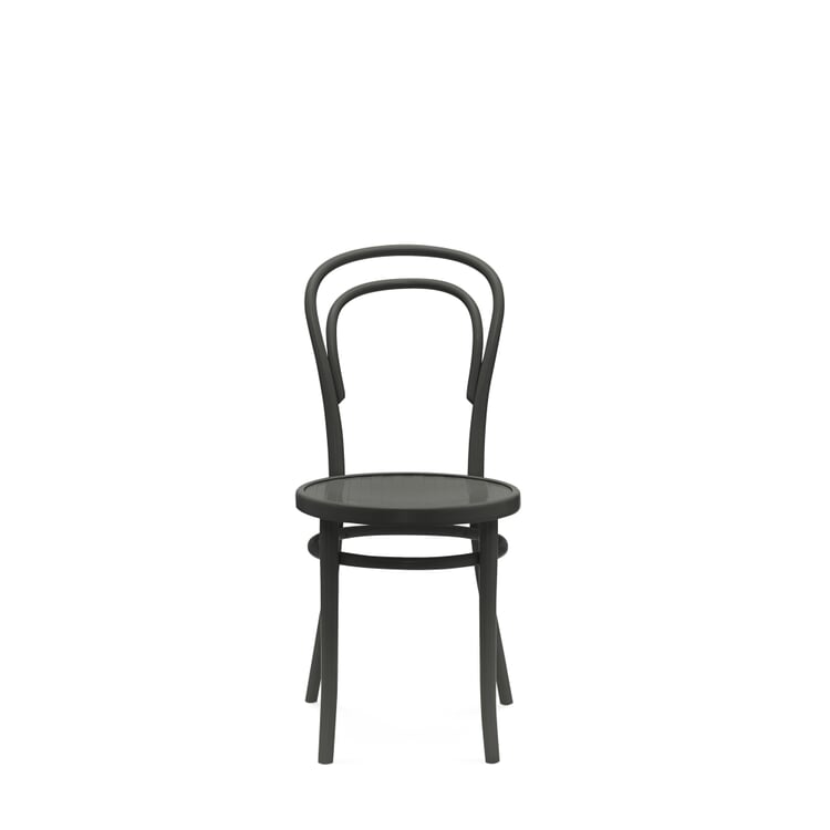 Stuhl A-14 Schwarz