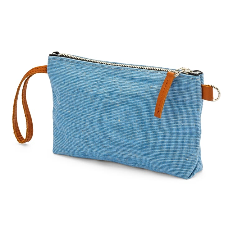 Wristlet Made of Canvas, Small