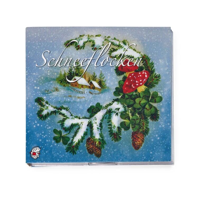 Hörbuch: Schneeflocken