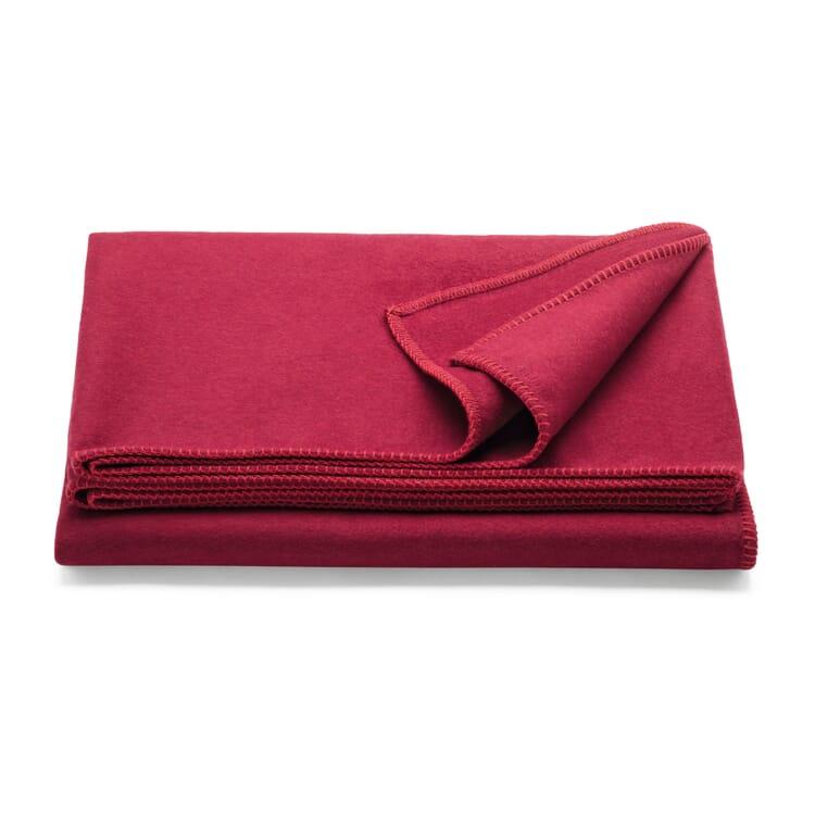 """Blanket """"Tau"""", Red"""
