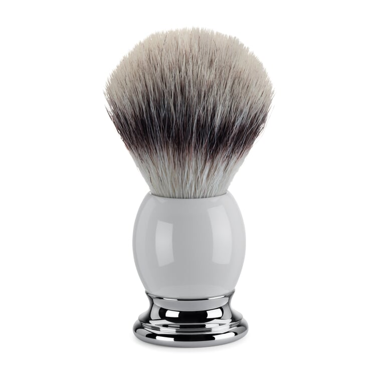 Shaving Brush with Synthetic Fibre Sophist by Mühle Porcelain Handle